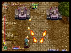 Shock Troopers Neo Geo 098