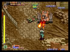 Shock Troopers Neo Geo 099