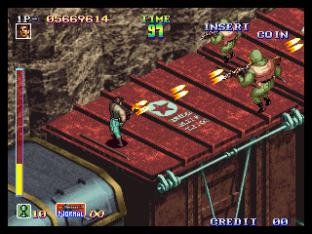Shock Troopers Neo Geo 108