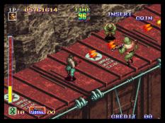 Shock Troopers Neo Geo 109