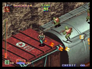 Shock Troopers Neo Geo 111