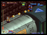 Shock Troopers Neo Geo 114