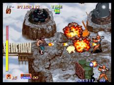 Shock Troopers Neo Geo 121