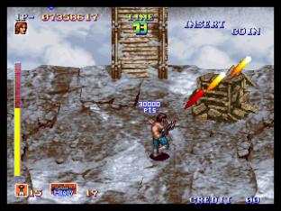 Shock Troopers Neo Geo 122