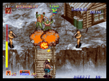 Shock Troopers Neo Geo 123