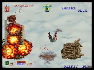 Shock Troopers Neo Geo 130