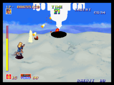 Shock Troopers Neo Geo 132