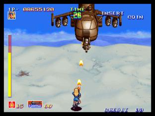Shock Troopers Neo Geo 133