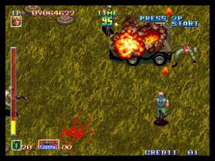 Shock Troopers Neo Geo 141
