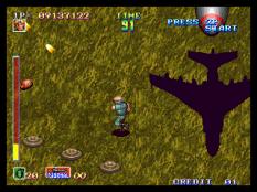 Shock Troopers Neo Geo 142
