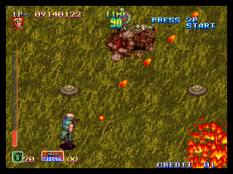 Shock Troopers Neo Geo 143