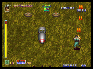 Shock Troopers Neo Geo 144