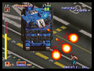 Shock Troopers Neo Geo 152