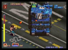 Shock Troopers Neo Geo 153