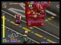 Shock Troopers Neo Geo 154