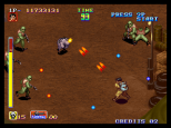 Shock Troopers Neo Geo 160