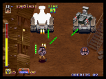 Shock Troopers Neo Geo 162