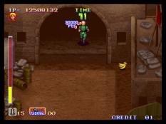 Shock Troopers Neo Geo 164