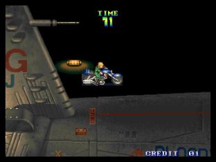 Shock Troopers Neo Geo 166