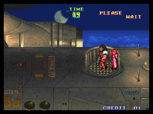 Shock Troopers Neo Geo 174