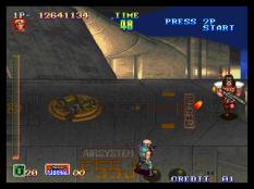 Shock Troopers Neo Geo 175