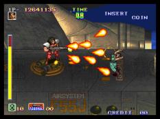 Shock Troopers Neo Geo 176