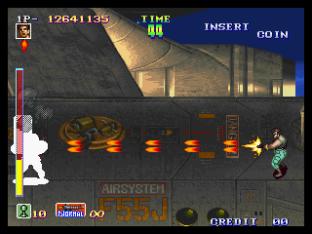 Shock Troopers Neo Geo 177