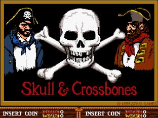 Skull and Crossbones Arcade 01