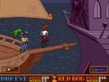 Skull and Crossbones Arcade 16