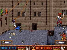 Skull and Crossbones Arcade 32
