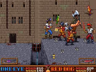 Skull and Crossbones Arcade 34