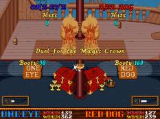 Skull and Crossbones Arcade 44