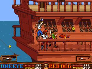 Skull and Crossbones Arcade 53
