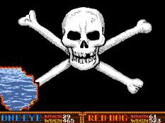 Skull and Crossbones Arcade 65