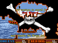 Skull and Crossbones Arcade 66
