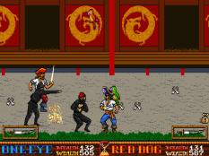 Skull and Crossbones Arcade 76