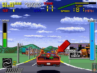 Special Criminal Investigation Arcade 42