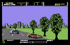 Special Criminal Investigation - Chase HQ 2 C64 10