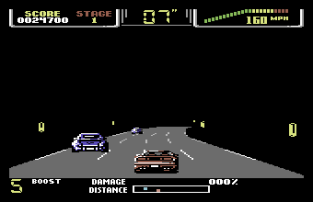 Special Criminal Investigation - Chase HQ 2 C64 12