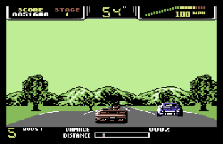 Special Criminal Investigation - Chase HQ 2 C64 23