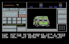 Special Criminal Investigation - Chase HQ 2 C64 32