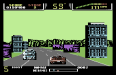 Special Criminal Investigation - Chase HQ 2 C64 43