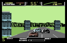 Special Criminal Investigation - Chase HQ 2 C64 44