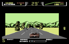 Special Criminal Investigation - Chase HQ 2 C64 76