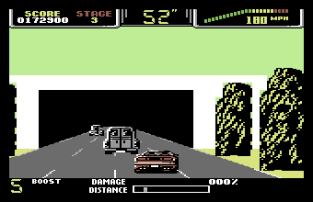 Special Criminal Investigation - Chase HQ 2 C64 78