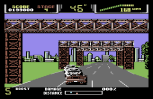 Special Criminal Investigation - Chase HQ 2 C64 90
