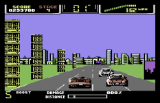 Special Criminal Investigation - Chase HQ 2 C64 99
