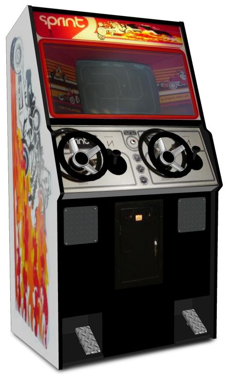 Sprint 2 Arcade Cabinet 1