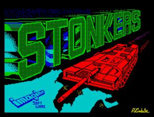 Stonkers ZX Spectrum 01