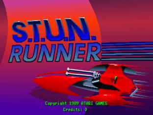 STUN Runner Arcade 001